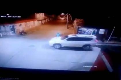 Video de accidente de 'La Liendra'