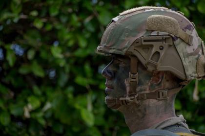 Militar de Estados Unidos en Colombia
