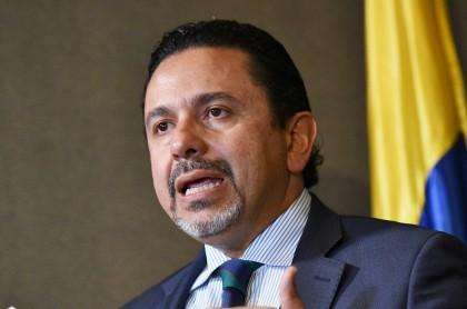 Miguel Ceballos, comisionado de paz