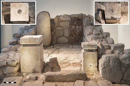 Hallan restos de cannabis en templo de 2.700 años.
