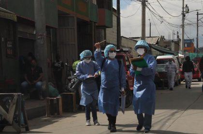 Localidad de Kennedy, de Bogotá, cerrada por casos de coronavirus