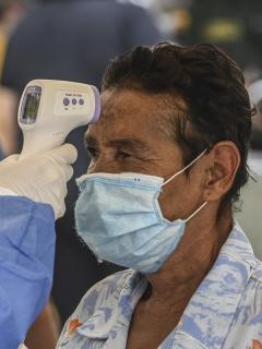Casos de coronavirus en Colombia junio 3