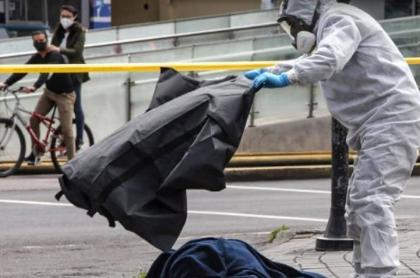 Alcalde de Soacha alista bolsas para muertos por coronavirus