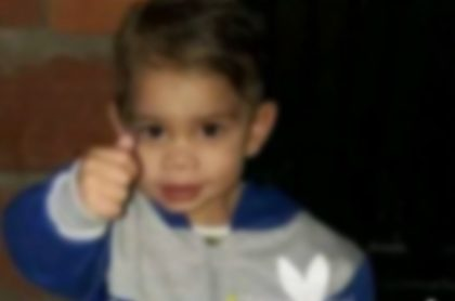 Niño venezolano asesinado en Bogotá