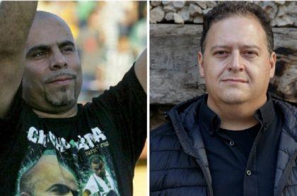 Chicho Serna e hijo de Pablo Escobar