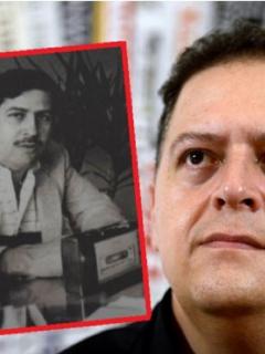 Juicio a hijo y esposa de Pablo Escobar
