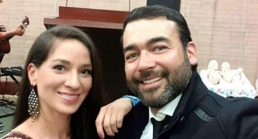 Ana María Malagón y Juan Pablo Obregón
