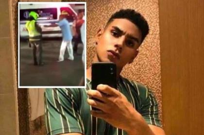 Domiciliario muerto en accidente en Barranquilla