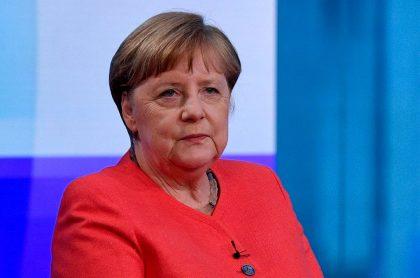 Angela Merkel entregó 300 euros por cada hijo a las familias.