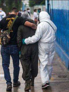 Jóvenes muertos por coronavirus en Colombia