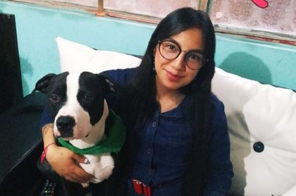 Mujer que se suicidó en Bogotá