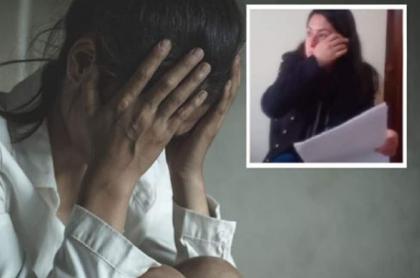 Mujer denuncia abuso sexual de expareja