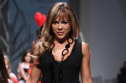 Natalia París, modelo y DJ.