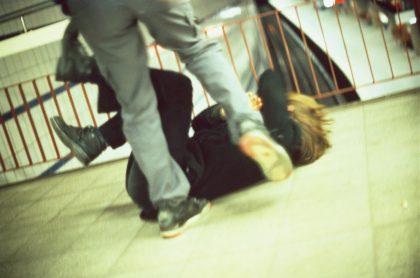 Maltrato a la mujer, imagen de referencia.