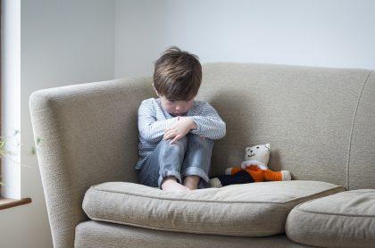 Maltrato infantil, imagen de referencia.