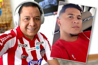 Iván René Valenciano y Michael Ortega