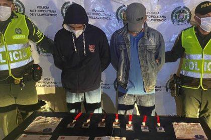 Captura de falsificadores de permisos en cuarentena