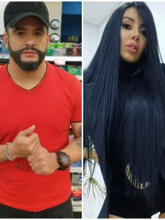 Nelson Velásquez y Marcela Reyes