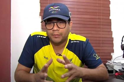 Alberto Torres, presidente de la Federación de Boxeo