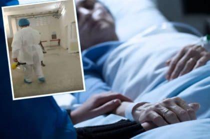Mujer denuncia a médico por muerte del padre