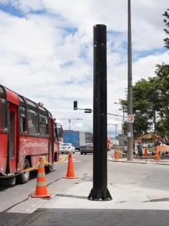Cámaras salvavidas en Bogotá