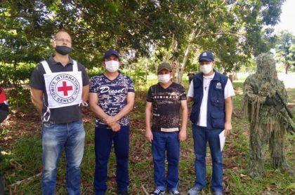 Liberan a dos secuestrados por el Eln en Arauca