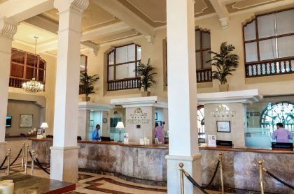 Hotel en Colombia, imagen de referencia.