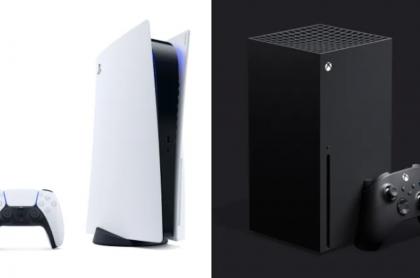 Xbox Series X y PlayStation 5
