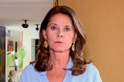 Críticas a Marta Lucía Ramírez por acusaciones a su hermano