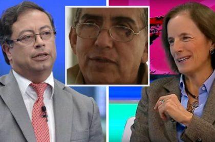 Gustavo Petro / Luis Alfredo Garavito / Salud Hernández