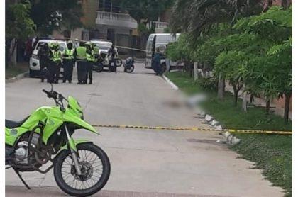 Asesinato-Barranquilla