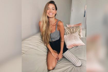 Paola Antonini, modelo brasileña.
