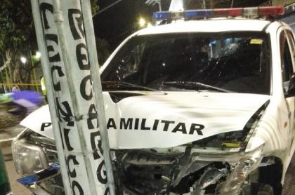 Accidente-Bucaramanga