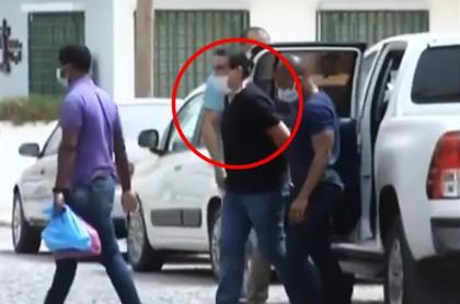 Alex Saab, detenido en Cabo Verde