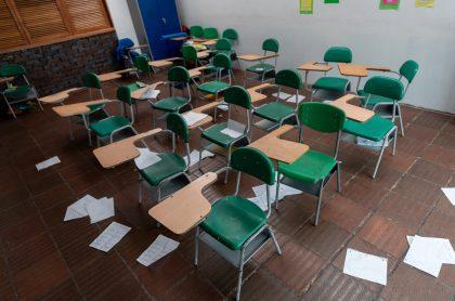 Revelan 'ranking' de los colegios con los estudiantes más pilos del país; ¿está el suyo?
