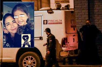 Madre e hija asesinadas en Bogotá