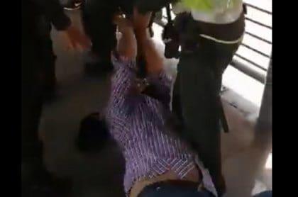 Policía-Cartagena