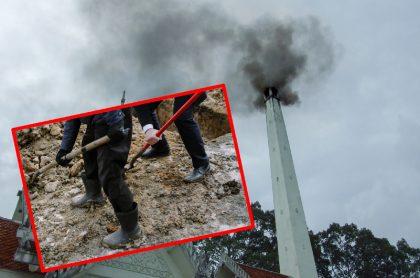 Alerta en Chocó por falta de hornos crematorios.