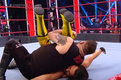 Lucha libre de la WWE