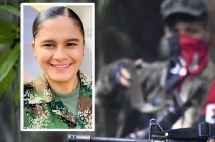 Eln libera a cabo del Ejército Nubia Alejandra López en Arauca