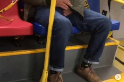 Mujer denuncia acoso sexual en bus de Transmilenio