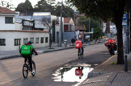 Domiciliarios en Bogotá
