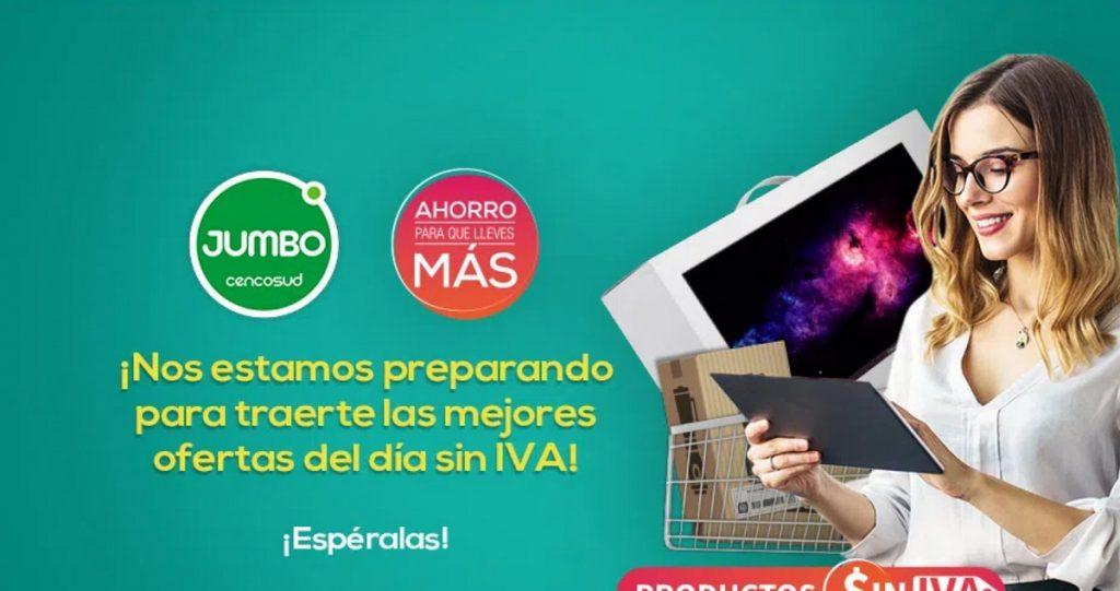 Captura de pantalla Jumbo.com