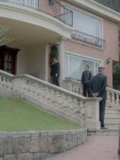 Casa de Guillermo León Mejía (Marlon Moreno) en 'La venganza de Analía' es la misma de Alonso Olarte (Jorge cao)  en 'La ley del corazón'.
