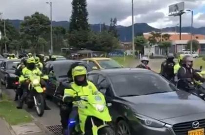 Esmad en Bogotá por desorden en día sin IVA