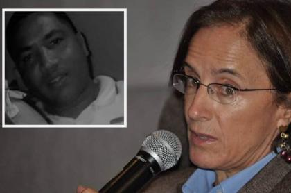 Jorge Manuel Ortiz, líder social asesinado / Salud Hernández, periodista