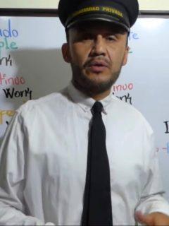 Edilson García, vigilante 'youtuber'