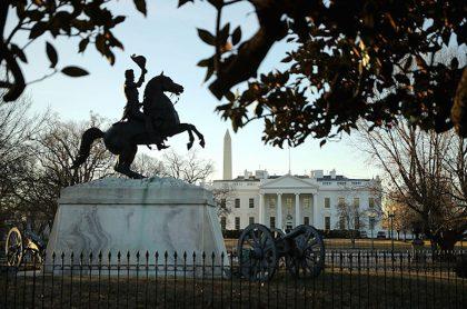 Estatua de Andrew Jackson