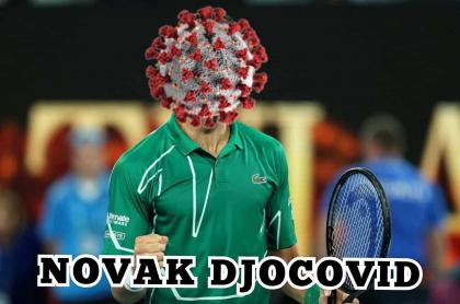 Meme de Novac Djokovic
