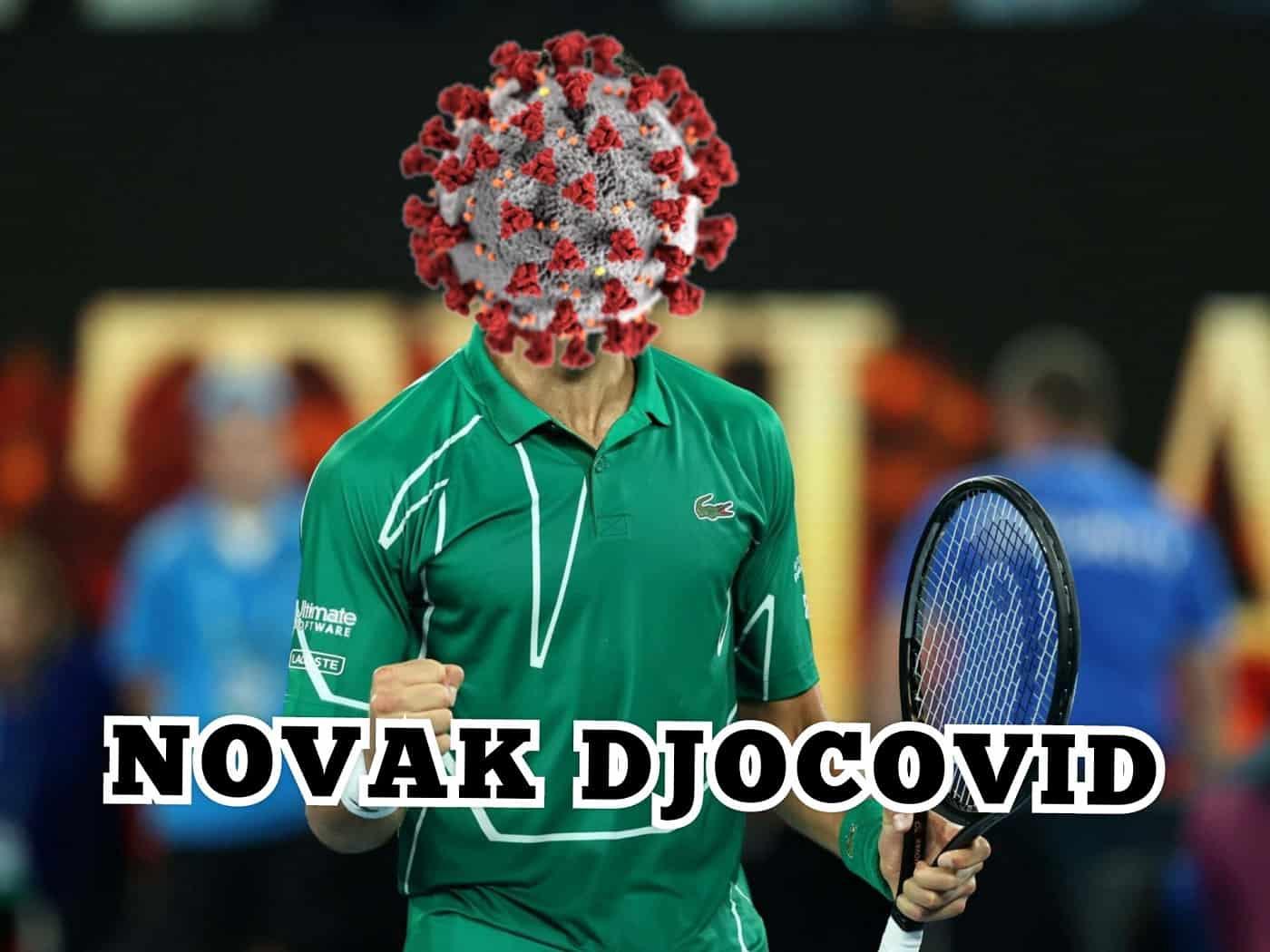 Los Memes Del Positivo Por Coronavirus De Djokovic